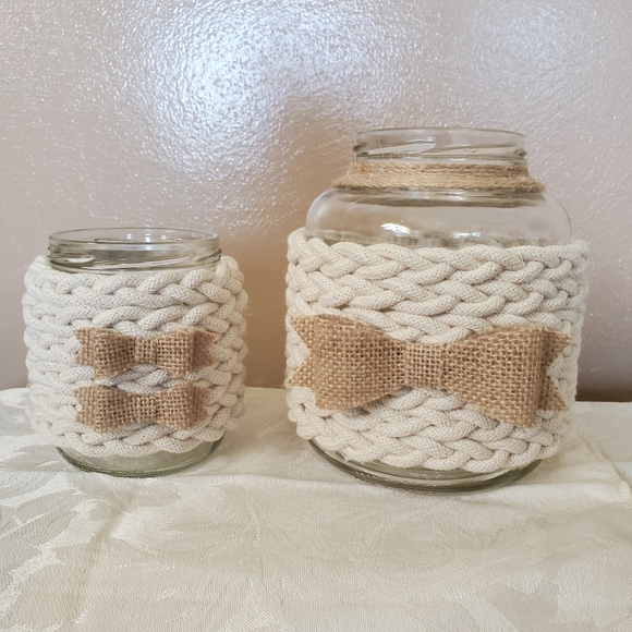 None Other - Decor jars